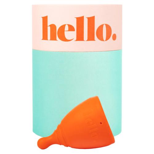 Hello Cup Orange S/M