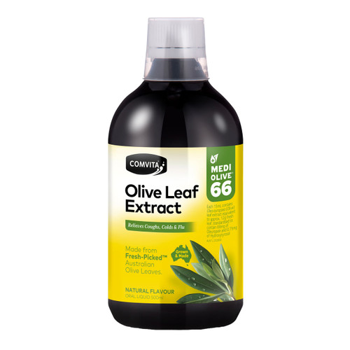 Olive Leaf Extract Liquid