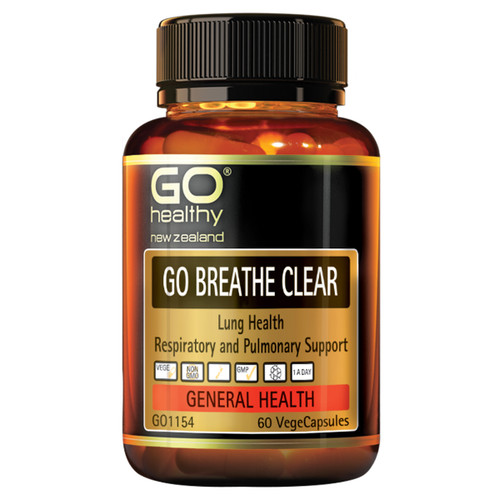 Go Breathe Clear