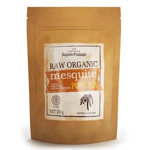 Certified Organic Mesquite Powder