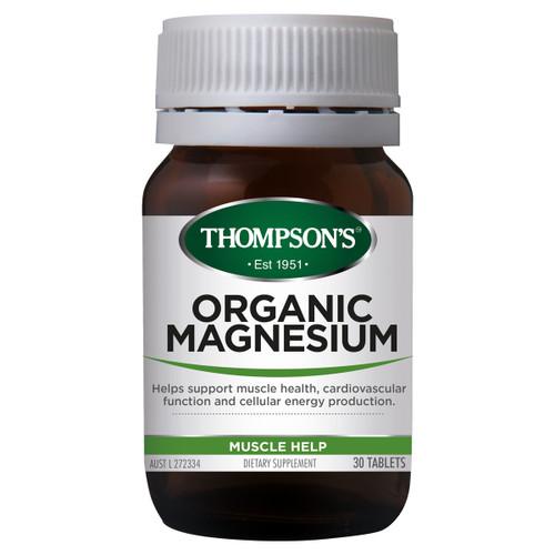 Organic Magnesium