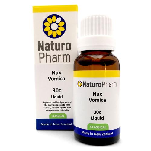 Nux Vomica Liquid