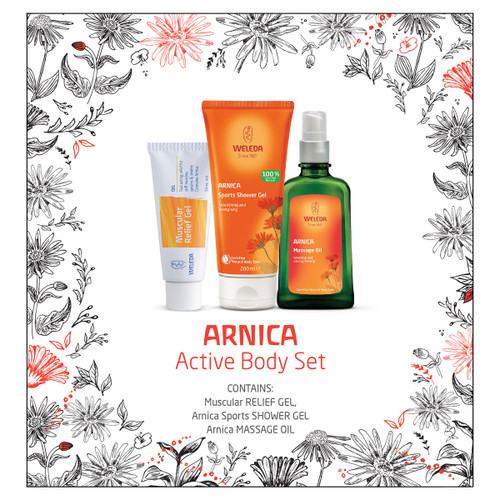 Arnica Active Body Set