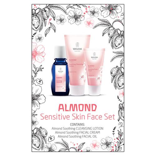 Almond Sensitive Skin Face Set