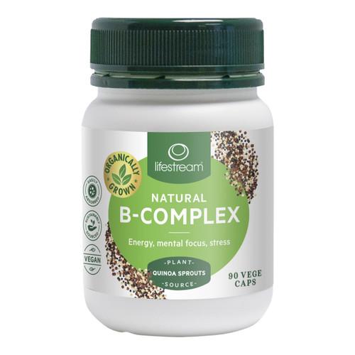 Natural B-Complex Capsules