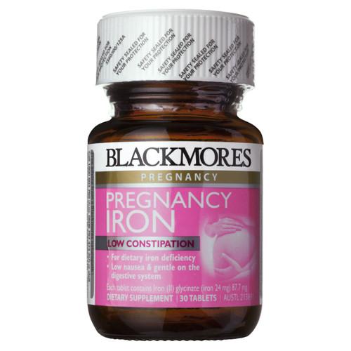 Pregnancy Iron