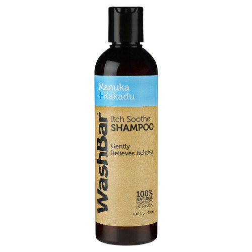 Itch Soothe Shampoo Manuka + Kakadu