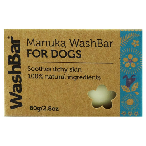 Manuka WashBar For Dogs