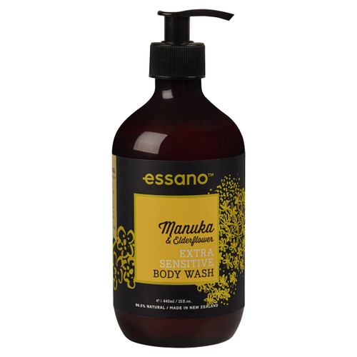 Manuka & Elderflower Extra Sensitive Body Wash
