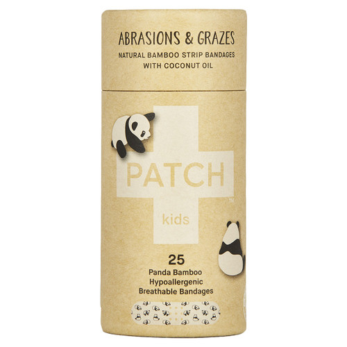 Coconut Oil Kids Adhesive Strips