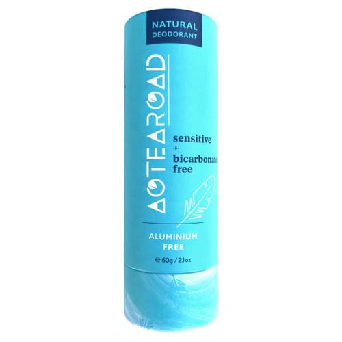 Natural Deodorant Sensitive + Bicarbonate Free