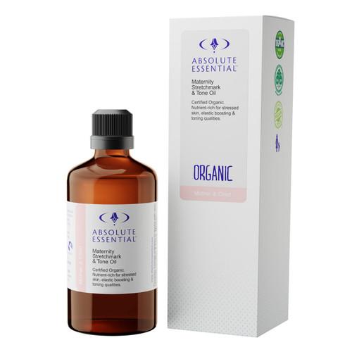 Maternity Stretchmark & Tone Oil (Organic)