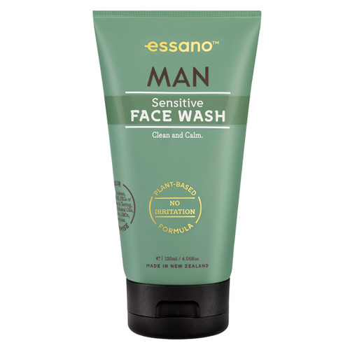 Man Sensitive Facewash