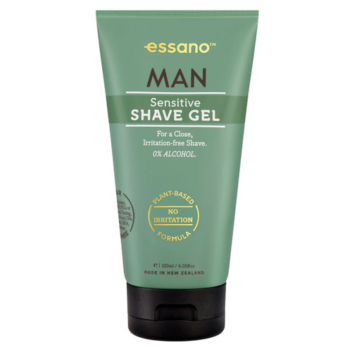 Man Shave Gel