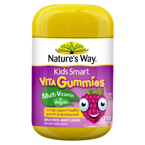 Kids Smart Vita Gummies Multi Vit + Vegies