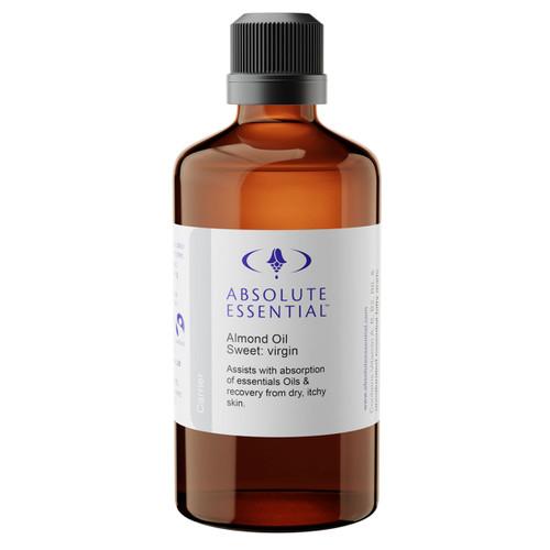 Almond Oil Sweet (Virgin)