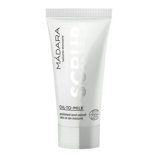 Exfoliating 'Oil-To-Milk' Scrub