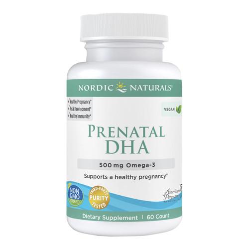 Vegan Prenatal DHA