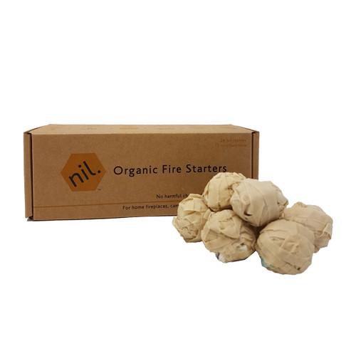 Organic Firestarters