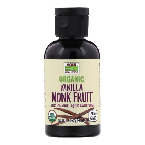 Organic Monk Fruit Liquid Vanilla