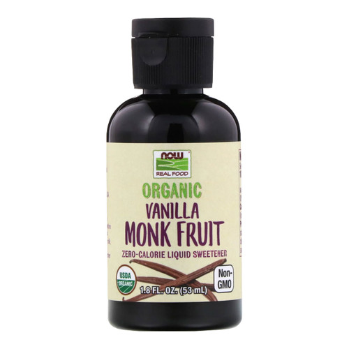 Organic Monk Fruit Liquid Vanilla