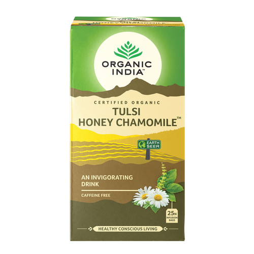 Tulsi Honey Chamomile Tea