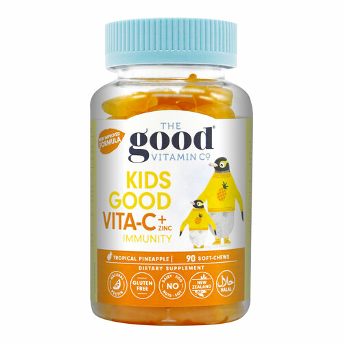 Kids Good Vita-c + Zinc Immunity