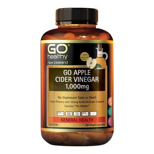 GO Apple Cider Vinegar 1,000mg