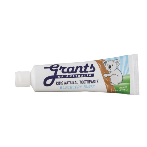 Kids Blueberry Burst Natural Toothpaste