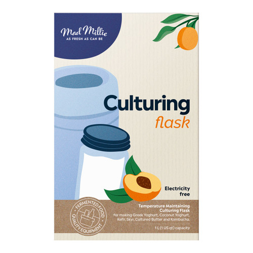 Culturing Flask