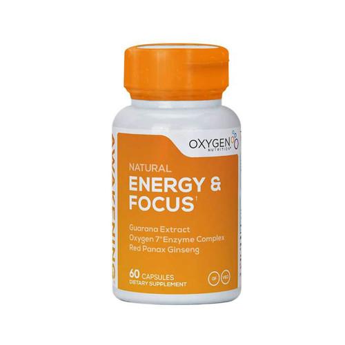 Natural Energy & Focus