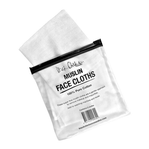 Muslin Face Cloth Pack