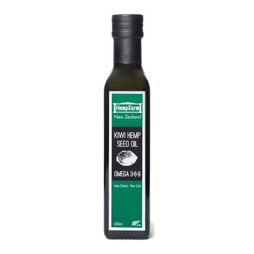 Kiwi Hemp Seed Oil