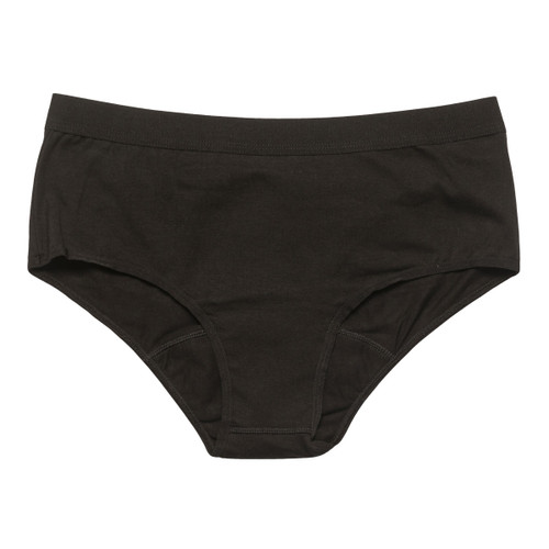 Cotton Full Brief Black
