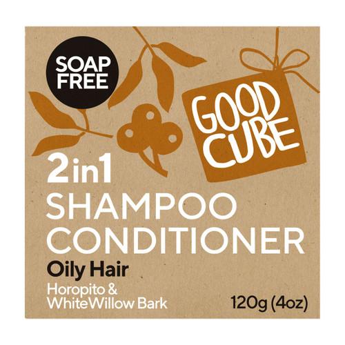 2 in 1 Shampoo Conditioner - Oily