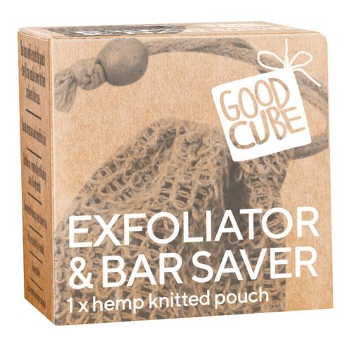 Exfoliator & Bar Saver