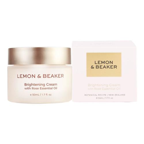 Brightening Cream with Rose Essential Oil