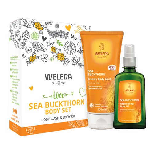 Love Sea Buckthorn Body Set