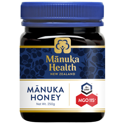 MGO 115+ UMF6 Mānuka Honey
