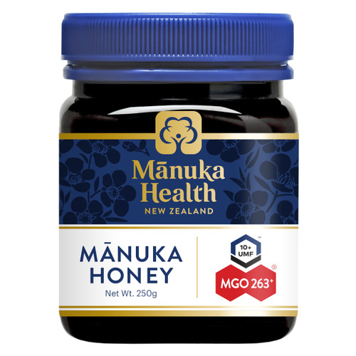 MGO 263+ UMF10 Mānuka Honey