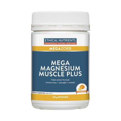 Megazorb Mega Magnesium Muscle Plus