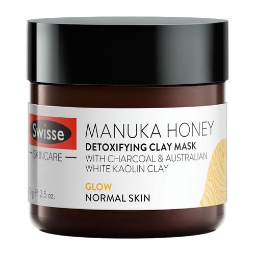 Manuka Honey Detoxifying Facial Mask