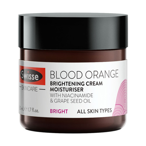 Blood Orange Brightening Cream Moisturiser