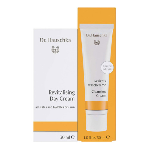 Revitalising Day Cream & Cleansing Cream