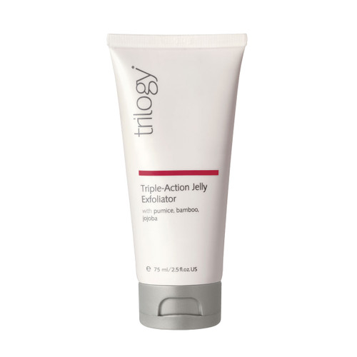 Triple-Action Jelly Exfoliator
