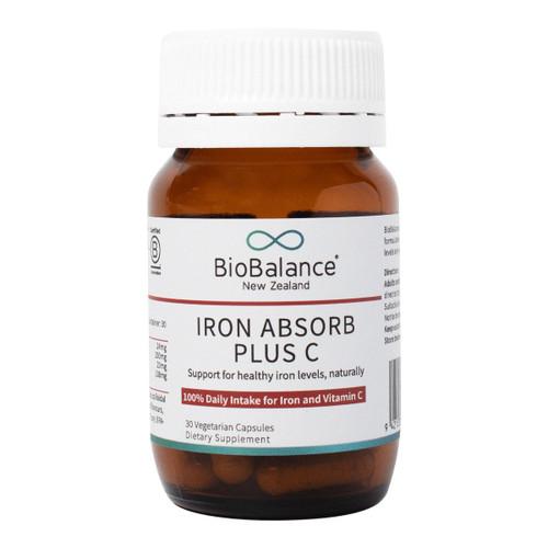 Iron Absorb Plus C