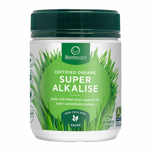 Certified Organic Super Alkalise