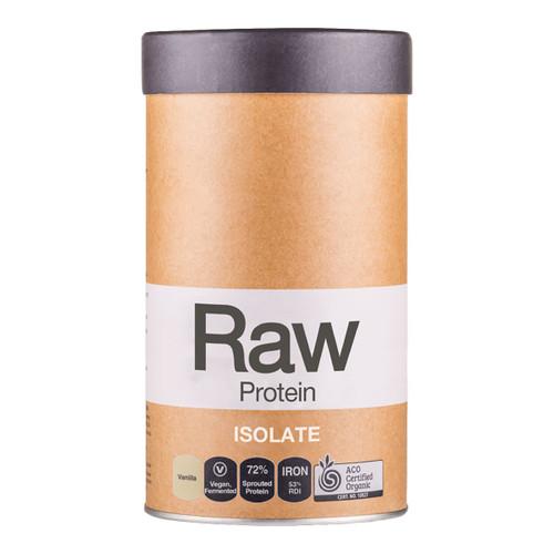 Raw Protein Isolate Vanilla