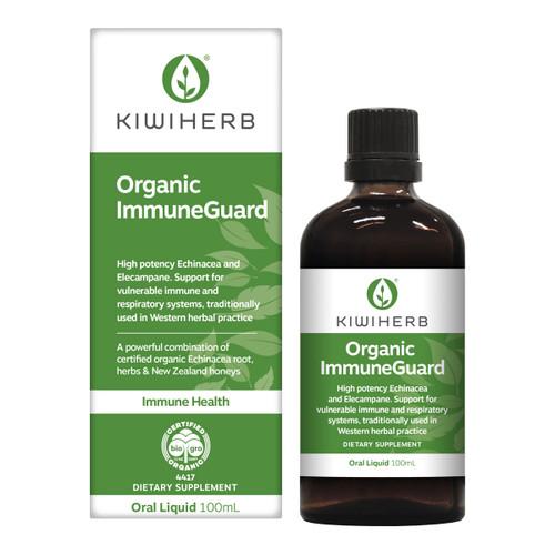 Organic ImmuneGuard