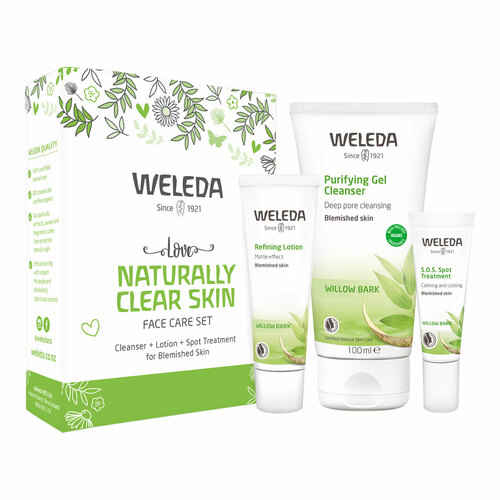 Love Naturally Clear Face Care Set